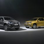 VW Amarok w wersji Aventura Exclusive i Dark Label