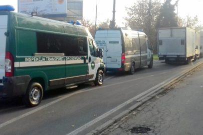 9 przeciążonych busów w 6 godzin – akcja ITD Poznań