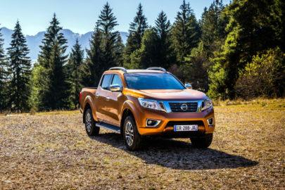 Nissan NP300 Navara – 50 000 sprzedanych egzemplarzy w Europie