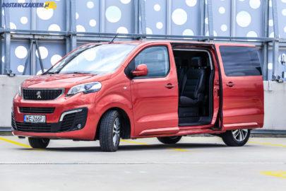 Test: Peugeot Traveller 2.0 BlueHDi – z bajerami (wideo, zdjęcia)