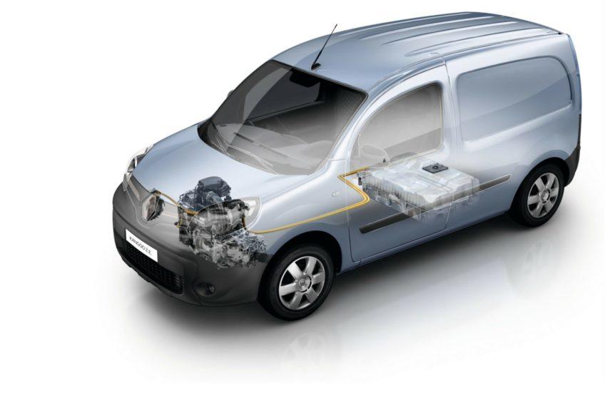 Renault Kangoo Z.E. z większym zasięgiem – ceny od 116 900 zł