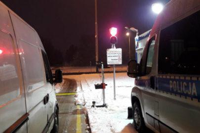 Policyjna akcja WAGA w Łodzi – rekordzista ważył ponad 8 ton