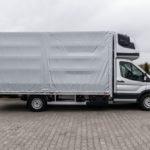 Rejestracje nowych pojazdów dostawczych – listopad 2017