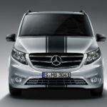 Mercedes-Benz Vito w nowej wersji Sport Line już od lutego 2018 roku