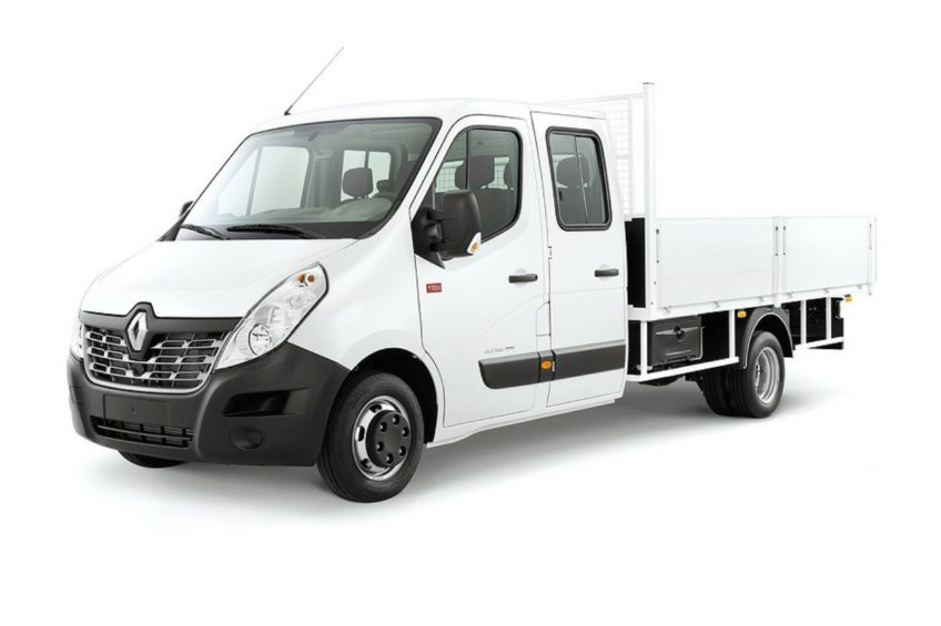 Rejestracje nowych pojazdów dostawczych – styczeń 2018