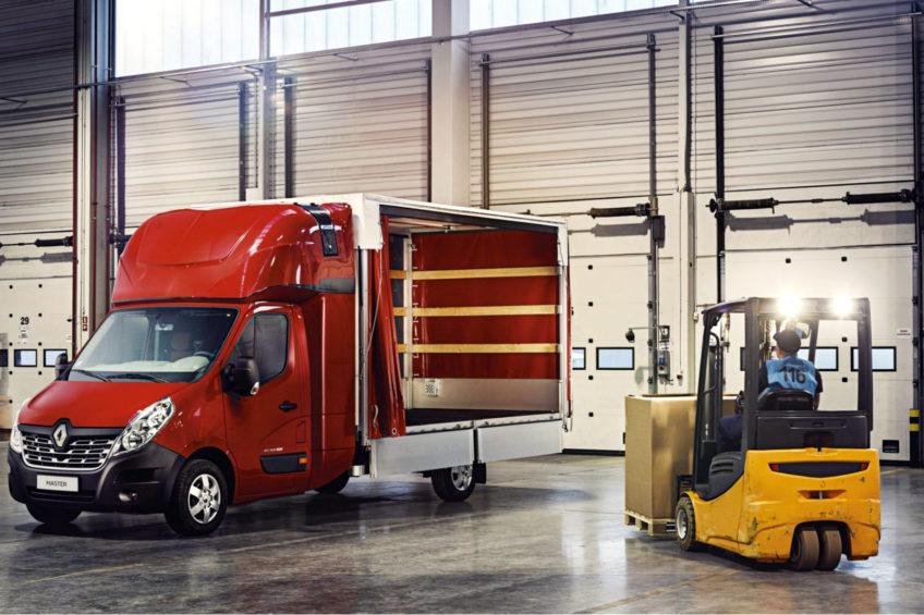 Rejestracje nowych pojazdów dostawczych – luty 2018