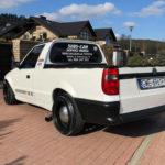 Skoda Felicia Pick-up z silnikiem 320 KM wystawiona na otomoto.pl