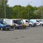 Elektryczne dostawczaki w Poczcie Polskiej – testy aut trwają