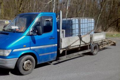 Skrzyniolaweta ważyła prawie 6 ton – dowód rejestracyjny zabrany