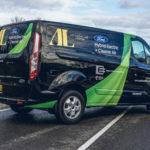 Ford Transit Custom 1.0 EcoBoost na testach w Walencji