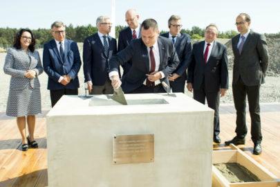 Volkswagen Poznań – budują nową spawalnię pod produkcję Caddy V