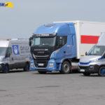 Iveco Daily Blue Power – relacja z jazd ekologicznymi dostawczakami