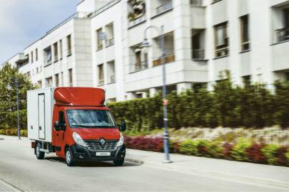 Rejestracje nowych pojazdów dostawczych – maj 2018