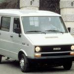 Iveco świętuje 40-lecie rozpoczęcia produkcji pierwszej generacji Daily
