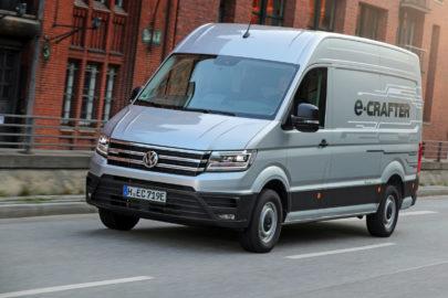 VW e-Crafter – w Niemczech cennik od 69 500 euro netto