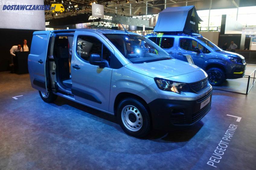 Berlingo, Partner i Combo z tytułem International Van of the Year 2019