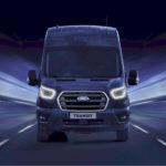 Ford Transit przeszedł facelifting – na rynku od 2019 roku