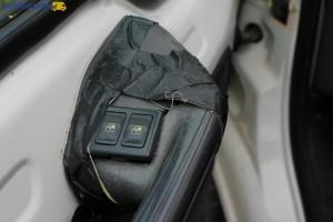 Zniszczone wnętrze z wytartą kierownicą i gałką zmiany biegów? Niestety to częsty widok w przypadku pojazdów użytkowych.