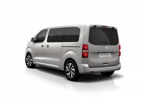 Citroën Spacetourer, Peugeot Traveller i Toyota ProAce produkowane są zakładzie PSA Sevelnord we Francji.
