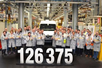 Fabryka Renault w Batilly – rekordowy rok Mastera