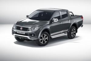 Fiat Fullback to poddane lekkiej modyfikacji Mitsubishi L200.