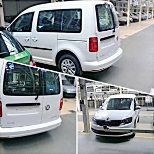 Zaniechanie produkcji Skody Roomster II generacji to skutek oszczędności związanych z aferą Dieselgate.