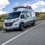 Fiat Ducato 4×4 Expedition – kamper na złe drogi