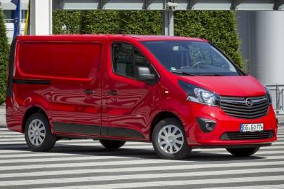 Opel Vivaro i Movano z wadliwymi pompami próżniowymi