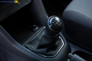 Ze 110-konnym turbodieslem montowana jest wyłącznie 6-biegowa skrzynia manualna.