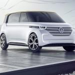 VW BUDD-e – elektryczny mikrobus na targach CES