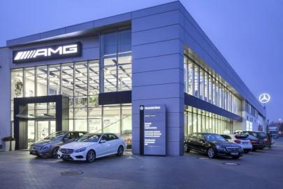 Zmiana dealera Mercedesa we Wrocławiu i w Lesznie