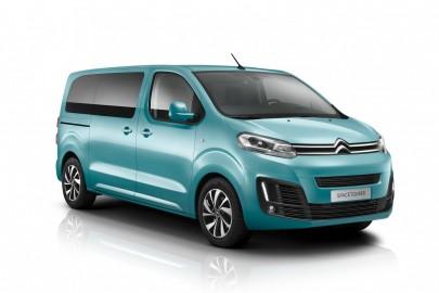 Citroën SpaceTourer – 9 miejsc i silniki do 180 KM