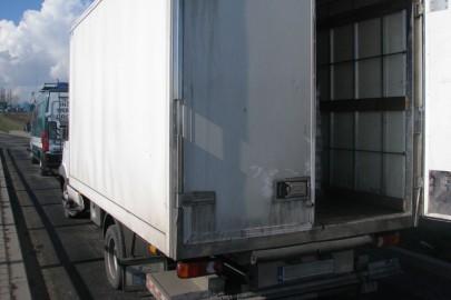 Renault Mascott przeładowane o prawie 3 tony