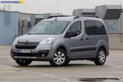 Test: Citroën Berlingo II Multispace 1.6 HDi 100 KM – francuski multitool (wideo, zdjęcia)