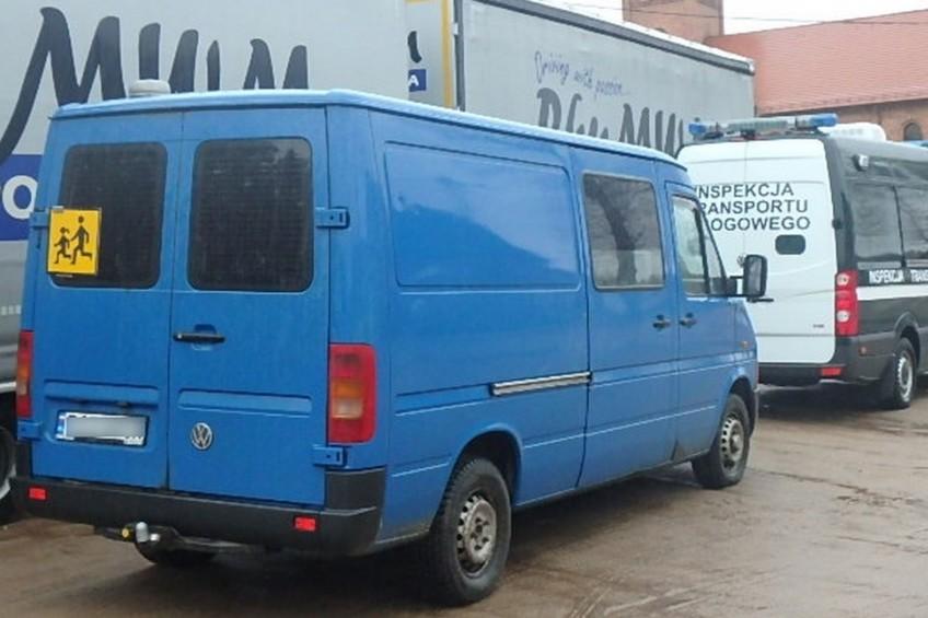 Volkswagen LT 35 – bankowóz i autobus w jednym