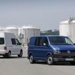 Volkswagen Transporter T6 z kolejną nagrodą
