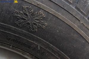 """Opony zimowe do aut dostawczych oznaczone są często """"snieżynką"""", czyli tak samo jak w osobówkach."""