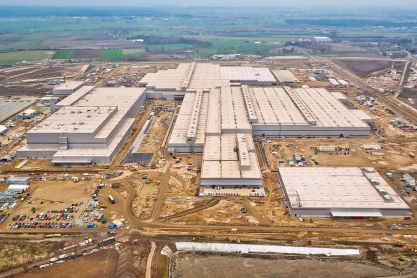 Fabryka VW Craftera pod Wrześnią już prawie gotowa