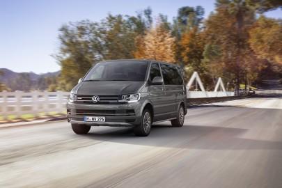 Genewa 2016: Volkswagen Multivan PanAmericana