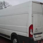ITD Gorzów: Citroën Jumper przeładowany o 2,1 tony
