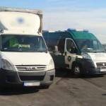ITD wyłapało Iveco Daily przeładowane o 5,2 tony