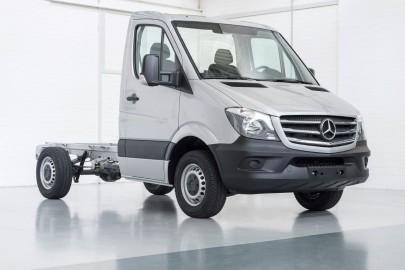 Mercedes wyprodukował trzy miliony Sprinterów