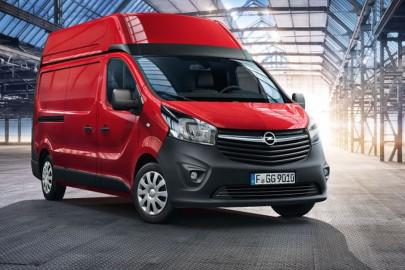 Opel Vivaro II do serwisów – problem z zamkiem na masce
