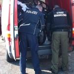 Skradziony Mercedes przewoził… skradzione rowery
