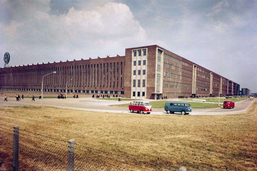 VW Transporter jest produkowany w Hanowerze już 60 lat
