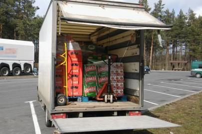 Miał 590 kg ładowności, ale wiózł 5,3 tony towaru