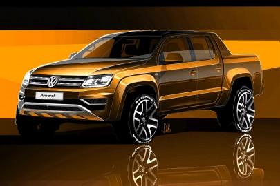 Nowy Volkswagen Amarok – pick-up klasy premium?