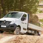 Renault Master będzie dostępny z układem 4×4