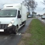 Renault Master chłodnia ważyło 3 tony powyżej DMC