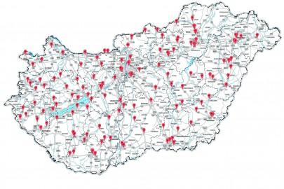 System fotoradarów na Węgrzech już działa!